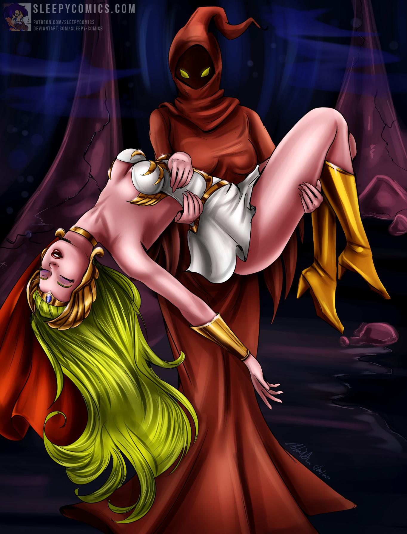 She-Ra Unconscious