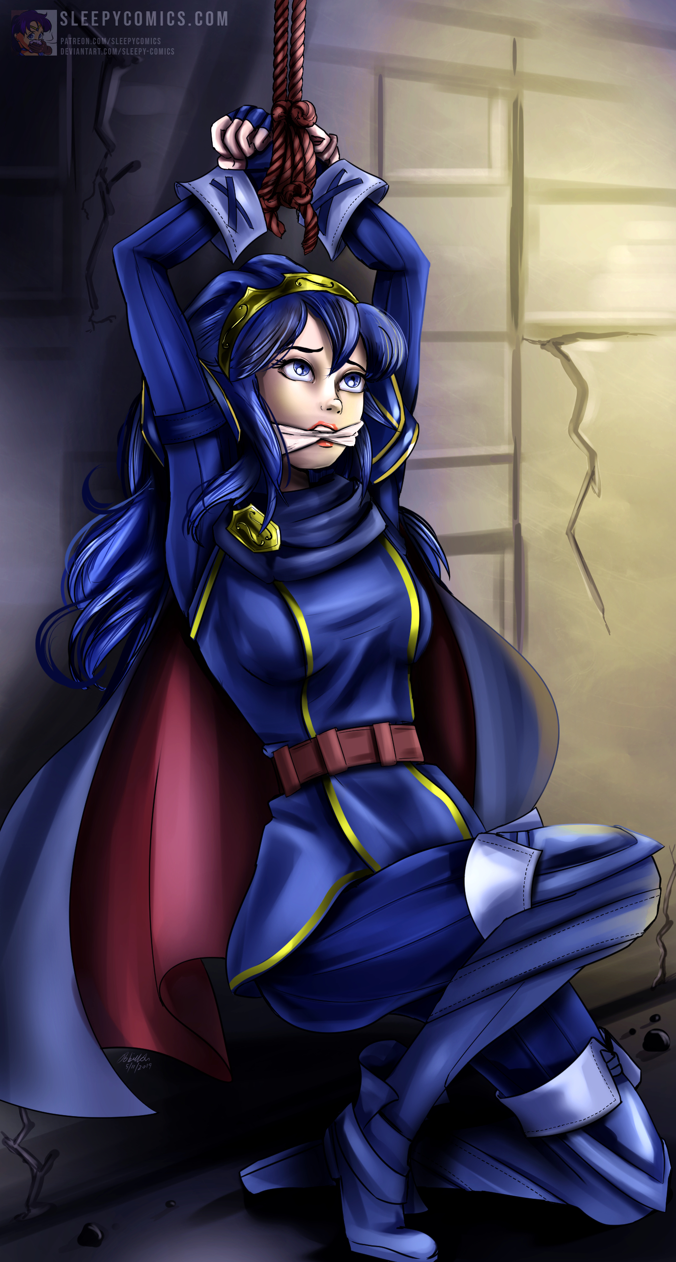 Lucina Captured