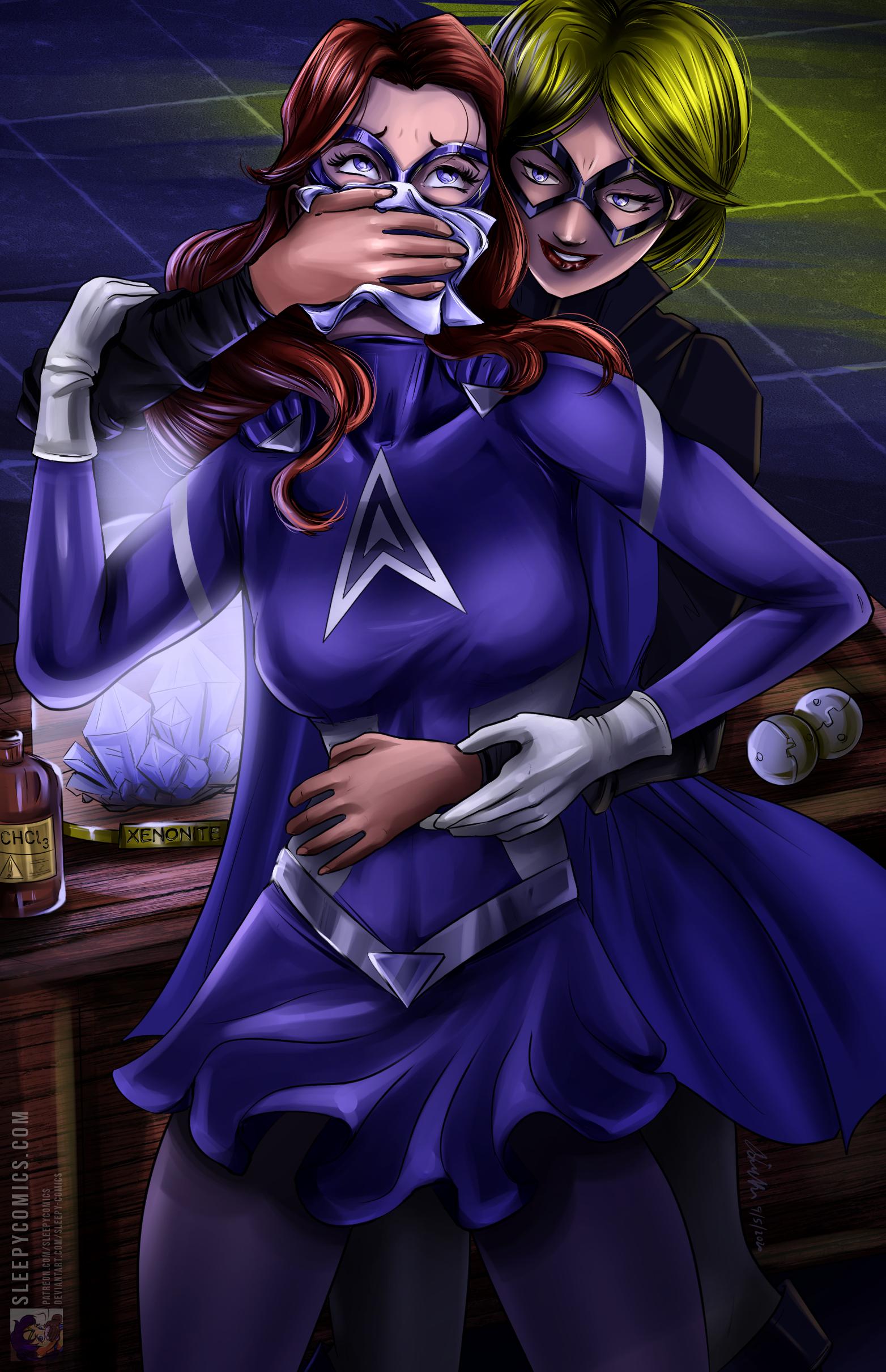 Astra Girl Chloroformed by Nyx