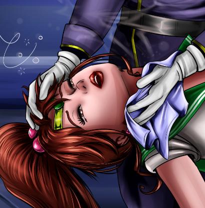 Sailor Jupiter Chloroformed