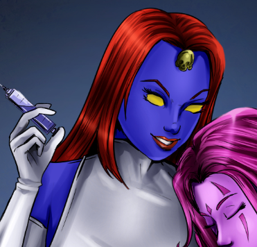 Blink vs. Mystique