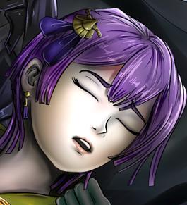Fire Emblem - Bernadetta Unconscious