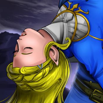 Princess Zelda Unconscious