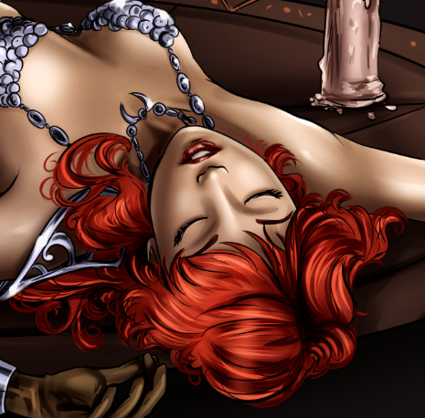 Red Sonja Sacrificed