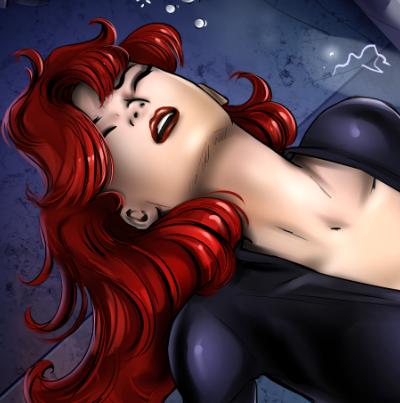 Black Widow vs. Viper