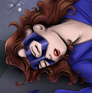 Shadowcat (Kitty Pryde) Unconscious